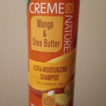 Photo of Mango & Shea Butter Shampoo 12oz uploaded by Dione P.