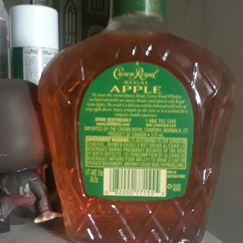 Photo of Crown Royal Canadian Whisky Regal Apple uploaded by Dennis K.