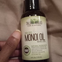 Taliah Waajid Monoi Oil 4oz Natural Serum uploaded by Dione P.