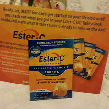 Photo of Ester C To Go! Vitamin C 1000mg uploaded by Ramonita R.