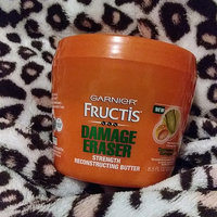 Garnier Skin and Hair Care Fructis Damage Eraser Strength Reconstructing Butter Hair Mask for Distressed and Damaged Hair uploaded by Jay R.