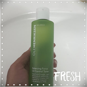Photo of Ole Henriksen Balancing Force™ Oil Control Toner uploaded by Retno G.