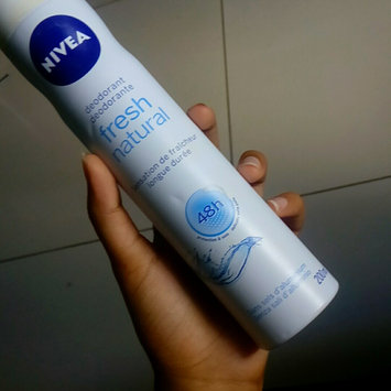 Photo of NIVEA Women Fresh Natural Deodorant Spray uploaded by Kareena D.