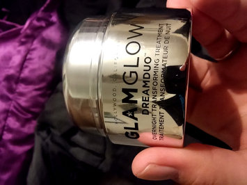 Photo of GLAMGLOW® Dreamduo™ Overnight Transforming Treatment uploaded by Rebecca S.