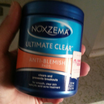 Photo of Noxzema Ultimate Clear Anti-Blemish Pads uploaded by Niki P.