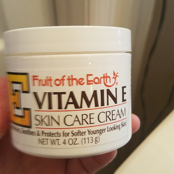 Photo of Fruit of the Earth Vitamin E Skin Care Cream uploaded by Beverly B.