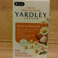 Yardley London Sensitive Skin Shea Buttermilk Moisturizing Bath Bar uploaded by crystal c.