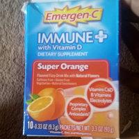 Emergen-C Immune+ System Support Super Orange uploaded by Sanetra S.