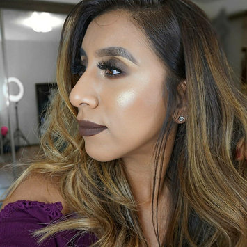 Photo of J. Cat Beauty You Glow Girl Baked Highlighter uploaded by lesly c.