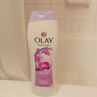 Olay Fresh Outlast Body Wash, Soothing Orchid & Black Currant, 13.5 fl oz uploaded by Jenessa S.
