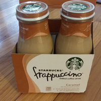 Starbucks® Caramel Frappuccino® Coffee Drink 4 Pack 9.5 fl. oz. Glass Bottles uploaded by Rachaelnbrook M.