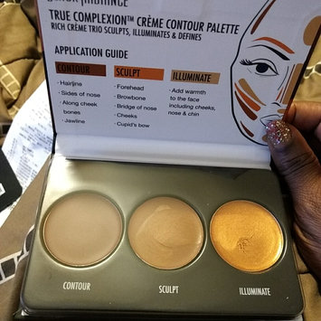 Photo of Black Radiance True Complexion Crème Contour Palette Medium to Dark .26 oz uploaded by Shantrelle S.