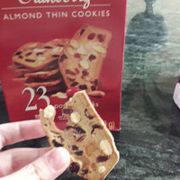 Thin Addictives Almond Thins Cookies, Cranberry, 12.2 Ounce, 15 packs uploaded by Diana T.