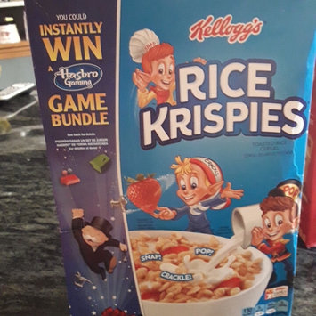 Photo of Kellogg's® Rice Krispies® Cereal uploaded by Diana T.