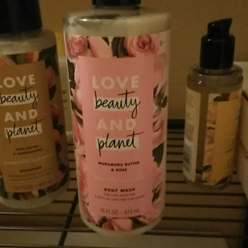Photo of Love Beauty And  Planet Bountiful Moisture Murumuru Butter & Rose Body Wash uploaded by Danielle D.