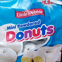 Little Debbie® Mini Powdered Donuts uploaded by Amy L.