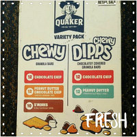 Quaker® Chewy Granola Bars Variety Pack uploaded by Hend N.