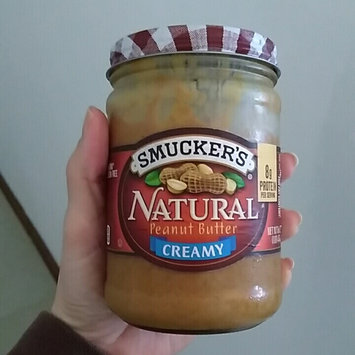 Photo of Smucker's Natural Creamy Peanut Butter uploaded by Katty M.