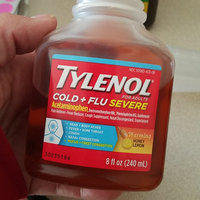 Tylenol® Cold + Flu Severe Warming Honey Lemon Liquid uploaded by TAMRA H.