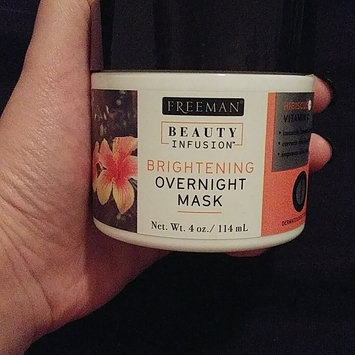 Photo of Freeman Beauty Infusion Brightening Overnight Mask with Hibiscus + Vitamin C uploaded by Shannen O.