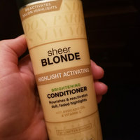 John Frieda® Sheer Blonde Highlight Activating Brightening Conditioner Lighter Blondes uploaded by amanda a.