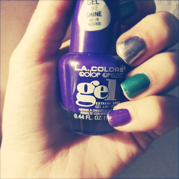 Photo of L.A. Colors Color Craze Extreme Shine Gel Polish uploaded by Caleigh C.