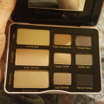 Photo of Too Faced Boudoir Eyes Soft & Sexy Shadow Collection uploaded by Deanna G.