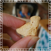 Happy Tot® Super Foods Organic Puffed Ancient Grain Tomato Basil & Cheddar Dino Snack 1.48 oz. Bag uploaded by Sarah D.