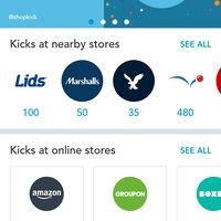 ShopKick App Shopping Rewards Program uploaded by Deborah T.