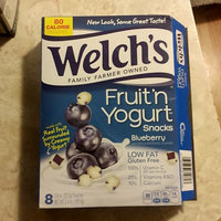 Welch's® Blueberry Fruit 'n Yogurt™ Snacks uploaded by Taneesha H.