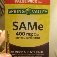 Spring Valley SAMe Dietary Supplement, 400mg, 40 count uploaded by Sherry Ann S.