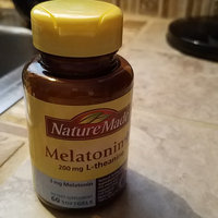 Nature Made Melatonin + L-Theanine 200mg uploaded by Beverly B.