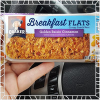 Quaker Life® Breakfast Flats Golden Raisin Cinnamon Breakfast Bars uploaded by kelsi r.
