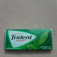 Trident Spearmint uploaded by Sanihe R.