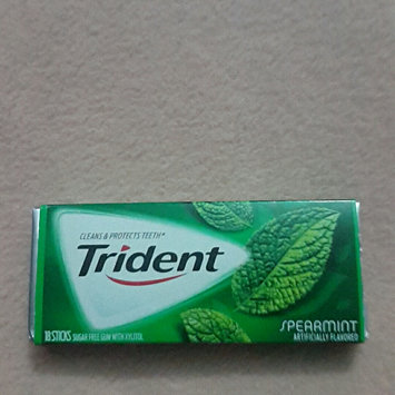 Photo of Trident Spearmint uploaded by Sanihe R.