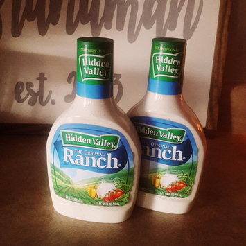 Photo of Hidden Valley® Original Ranch® Dressing uploaded by Mallory B.