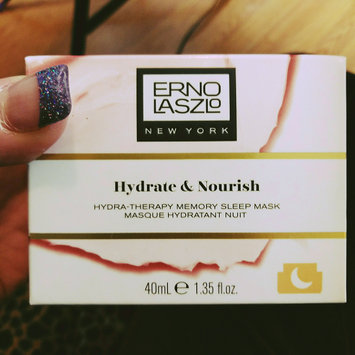 Photo of Erno Laszlo Hydra-Therapy Memory Sleep Mask uploaded by Cupcake B.