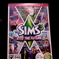 Electronic Arts The Sims 3: Into the Future (Win/Mac) uploaded by Michelle C.