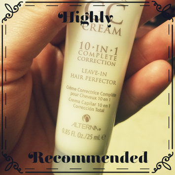 Photo of ALTERNA Caviar CC Cream 10-In-1 Complete Correction 2.5 oz uploaded by Margareth D.