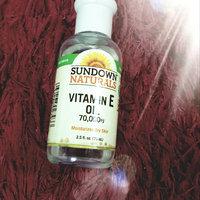 Sundown Naturals Pure Vitamin E Oil uploaded by maryoma e.