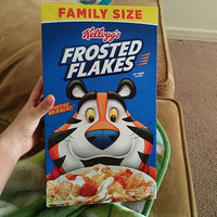 Kellogg's Frosted Flakes® Cereal 24 oz. Box uploaded by velia g.
