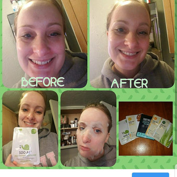 Photo of Soo Ae Snail Collagen Brightening and Moisture Mask uploaded by Rachael P.