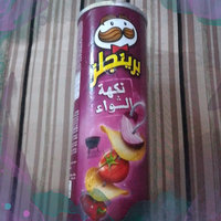 Pringles® BBQ Potato Crisps uploaded by Amira F.