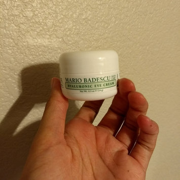Photo of Mario Badescu Hyaluronic Eye Cream uploaded by Vivian W.