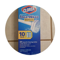 Clorox Disinfecting Toilet Wand Refills - 10 CT uploaded by Elizabeth L.