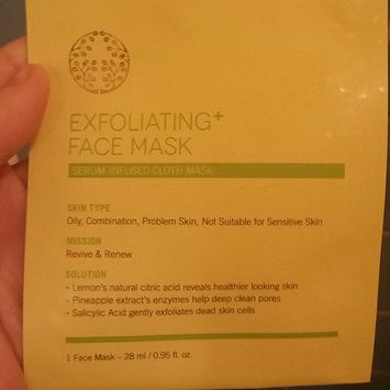 Photo of Karuna Exfoliating Treatment Masks uploaded by Veronica S.