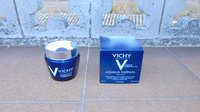 Vichy Aqualia Thermal Night Spa Replenishing Anti-Fatigue Night Cream and Face Mask with Hyaluronic Acid uploaded by Cristina D.