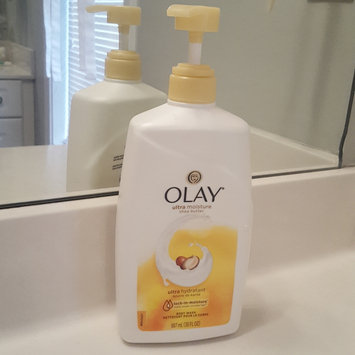 Photo of Olay Ultra Moisture Shea Butter Body Wash uploaded by Mallory B.