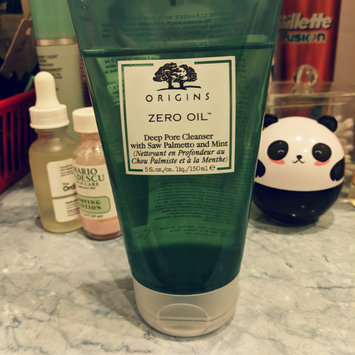 Photo of Origins Zero Oil Deep Pore Cleanser with Saw Palmetto & Mint uploaded by INETA P.