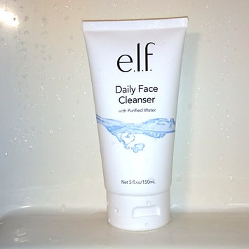 Photo of e.l.f. Daily Face Cleanser uploaded by Elexas C.
